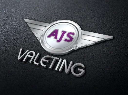 AJS VAleting branding - PX2 Portfolio