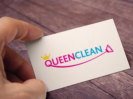 Queen Clean Logo - PX2 Portfolio