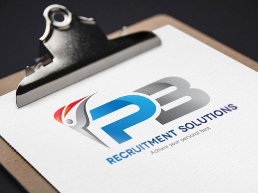 PB Recruitment logo - PX2 Portfolio