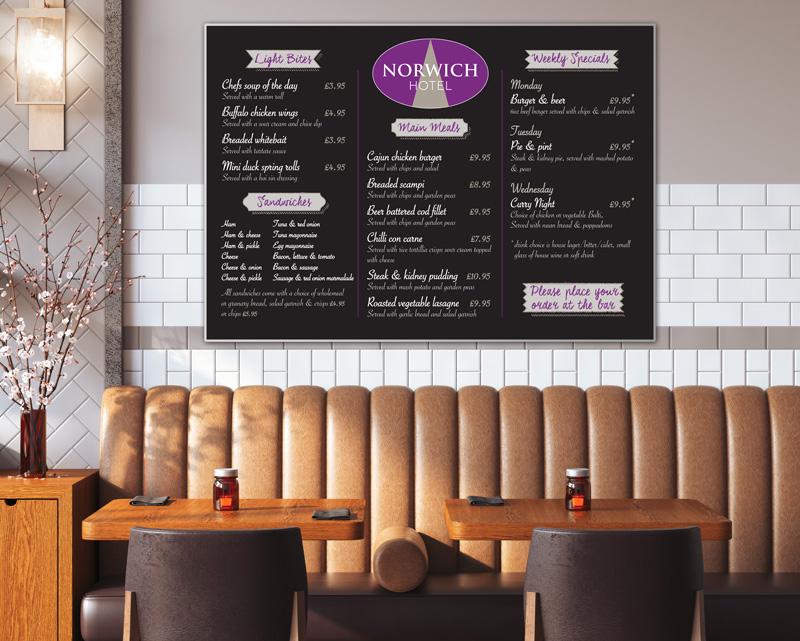 Norwich Hotel Restaurant
