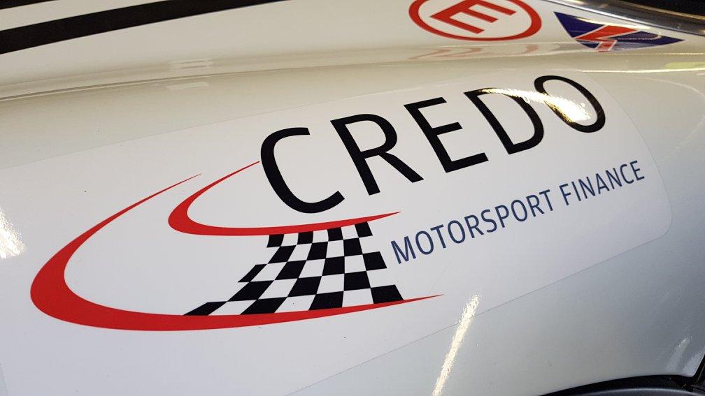 Credo Motorsport sponsorship