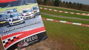 Credo Motorsport leaflet