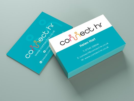 Connect HR branding