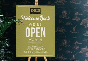 PX2 open for business