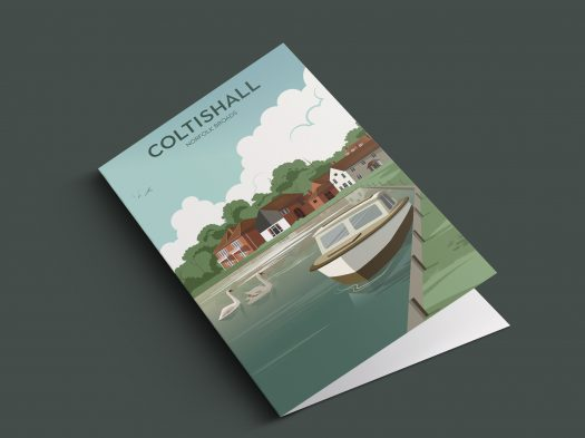 Coltishall Illustration